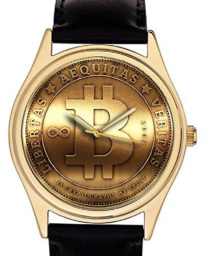 Esfera Token De Latón Oro 40 Mm Pergamino Medallón Sólido Bitcoin fyYbgv76